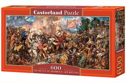 Puzzle 600el The Battle of Grunwald Matejko