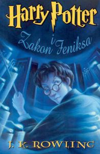 Harry Potter i zakon feniksa wyd. 2004